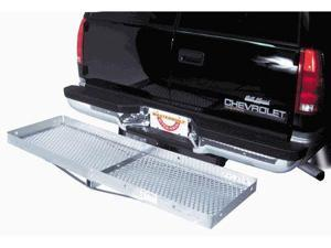 Masterbuilt H2A HITCH-HAUL Lite - Silver Aluminum Wheel Free Carrier