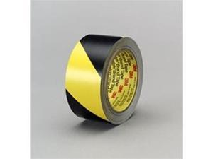 3M Industrial 405-021200-04585 3M Safety Stripe Tape 5702 Black-Yellow 2 Inch X36Yd