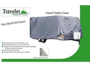 Traveler TTT3335 Traveler Series Travel Trailer Cover 33 foot -35 foot