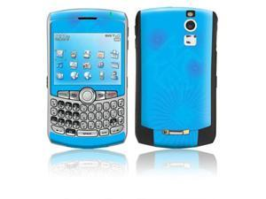DecalGirl BBC-KICBILL-BLU BlackBerry Curve Skin - KICKER Billy Blue