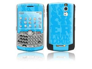 DecalGirl BBC-KICBLD BlackBerry Curve Skin - KICKER Blue Loud