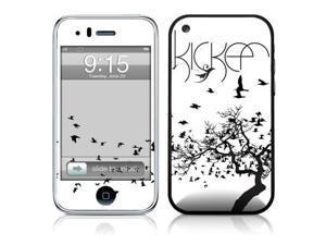 DecalGirl AIP3-KICBRD iPhone 3G Skin - KICKER Birds