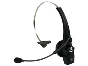 Cobra CBTH1PLUS Deluxe Plus CBTH1 Bluetooth Headset with T5 Sonance Technology