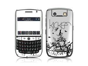 DecalGirl BBJ-KICBRD BlackBerry Curve 8900 Skin - KICKER Birds