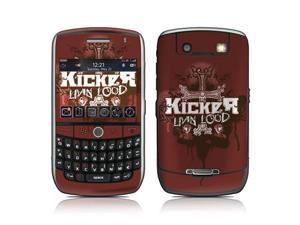 DecalGirl BBJ-KICSCRM BlackBerry Curve 8900 Skin - KICKER Scream