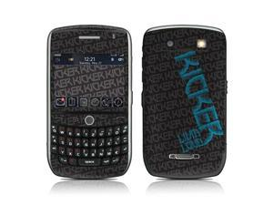 DecalGirl BBJ-KICWALL BlackBerry Curve 8900 Skin - KICKER Wall
