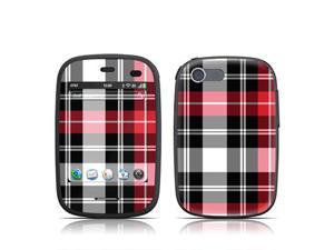 DecalGirl HPVR-PLAID-RED HP Veer 4G Skin - Red Plaid