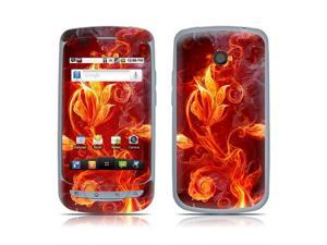 DecalGirl LTRV-FLWRFIRE LG Thrive Skin - Flower Of Fire