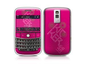 DecalGirl BBB-KICBILL-PNK Blackberry Bold 9000 Skin - Kicker Billy Pink
