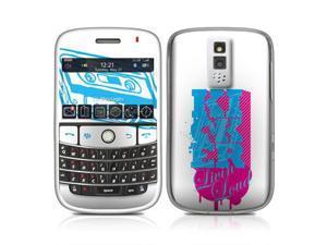 DecalGirl BBB-KICCASS Blackberry Bold 9000 Skin - Kicker Cassy