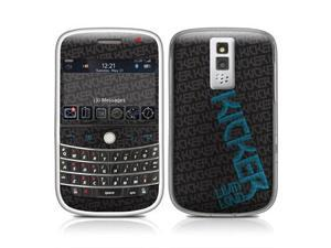 DecalGirl BBB-KICWALL Blackberry Bold 9000 Skin - Kicker Wall