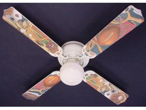 Ceiling Fan Designers 42FAN-KIDS-CS Classic Sports Ceiling Fan 42 in.