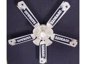 Ceiling Fan Designers 52FAN-NFL-DAL NFL Dallas Cowboys Football Ceiling Fan 52 In.
