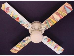 Ceiling Fan Designers 42FAN-KIDS-HSSB Hawaiian Surfboards Ceiling Fan 42 in.