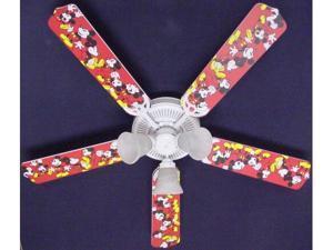 Ceiling Fan Designers 52FAN-DIS-DMM Disney Mickey Mouse no.1 Ceiling Fan 52 in.