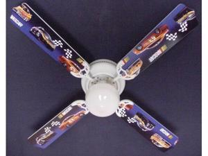 Ceiling Fan Designers 42FAN-KIDS-KNR Nascar Racing Ceiling Fan 42 in.