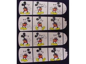 Ceiling Fan Designers 42SET-DIS-DMMW Disney Mickey Mouse no.2 42 in. Ceiling Fan Blades Only