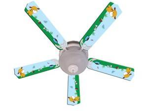 Ceiling Fan Designers 52FAN-IMA-PPD Playful Puppy Dog Ceiling Fan 52 In.