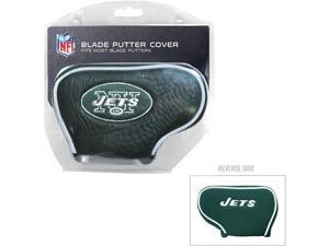 Team Golf 32001 New York Jets Blade Putter Cover