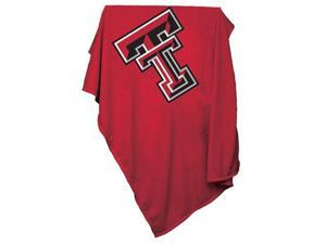 Logo Chair 220-74 Texas Tech Sweatshirt Blanket