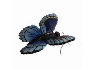 Clark Collection Blue Butterfly Window Ornament