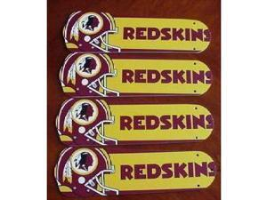 Ceiling Fan Designers 42SET-NFL-WAS NFL Washington Redskins 42 In. Ceiling Fan Blades Only