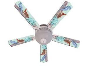 Ceiling Fan Designers 52FAN-IMA-KDDL Kids Dinosaur Dino Land Ceiling Fan 52 In.
