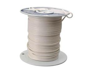 Coleman Cable 250ft. 18-2 White Lamp Cord  60000-66-01 - Pack of 250