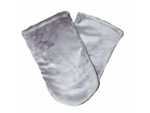 Herbal Concepts HCMITC Herbal Comfort Mitts - Charcoal