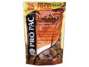 Midwestern Pet Food Dog Treat Treat Dog Nut R Nips 15Oz