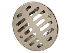 Waxman Consumer Products Group 2in. Stainless Steel Shower Drain  7659150