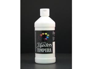 Rock Paint- Handy Art RPC201705 Little Masters White 16Oz Tempera Paint