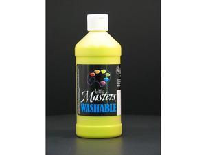 Rock Paint- Handy Art RPC211710 Little Masters Yellow 16Oz Washable Paint