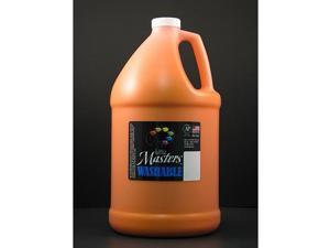 Rock Paint- Handy Art RPC214715 Little Masters Orange 128Oz Washable Paint