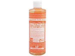 Castile Liquid Soap-Tea Tree - Dr. Bronner's - 16 oz - Liquid