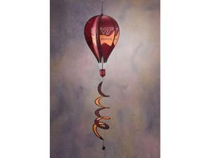 Bsi Products 69011 Hot Air Balloon Spinner - Virginia Tech Hokies