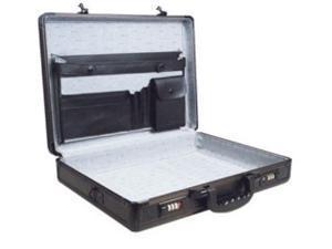 RoadPro SPC-941G Aluminum Briefcase - Black