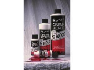Cinema Secrets BL004C - FX Blood - 1 Oz Carded