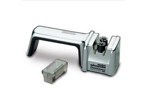 Chef'sChoice MultiEdge Diamond Hone Manual Sharpener - Chrome