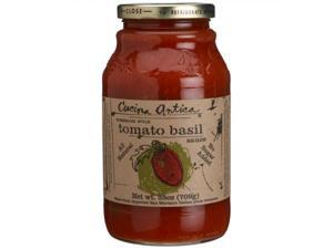 Cucina Antica Tomato Basil, 25-Ounce (Pack of 12)