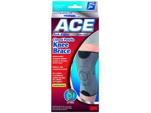 ACE 207730 TekZone Knee Br - with Closed Patella - Size- Small-Medium -11-15 in.
