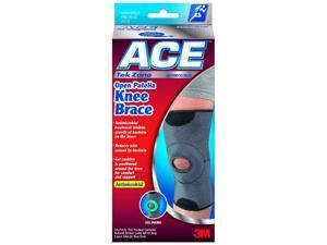 ACE 207733 TekZone Knee Br - with Open Patella - Size- Large-X-Large -16-20 in.