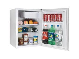 Haier America ECR27W 2 7 Cuft Refrigerator/Freezer