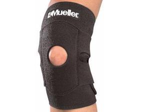 Mueller Sports Medicine 4531 Mueller Wraparound Knee Support with adjustable straps