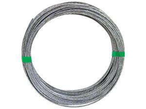 Impex Systems Group Inc - Ook 100ft. 20 Gauge Galvanized Steel Hobby Wire  50180