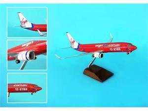 Daron SKR8216 Skymarks Virgin Blue 737-800