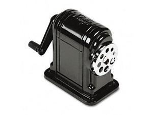 X-ACTO 1001 Boston Ranger 55 Table-Mount/Wall-Mount Manual Pencil Sharpener- Black