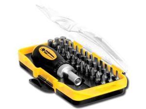Wilmar PMW9159 38 Piece Ratcheting Screwdriver Set