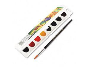Crayola. 530080 Watercolors, 8 Assorted Colors