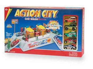 Daron Worldwide Trading  RT36229 Action City Car Wash